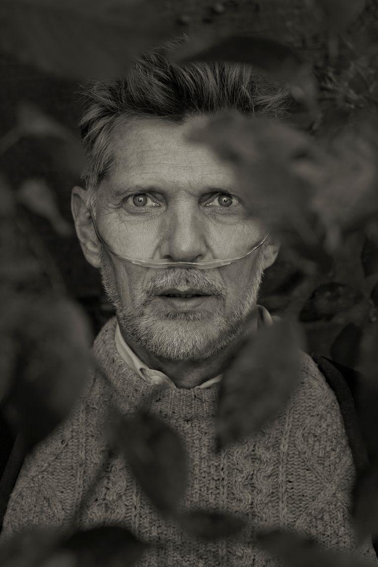 Zelfportret. Beeld Erwin Olaf