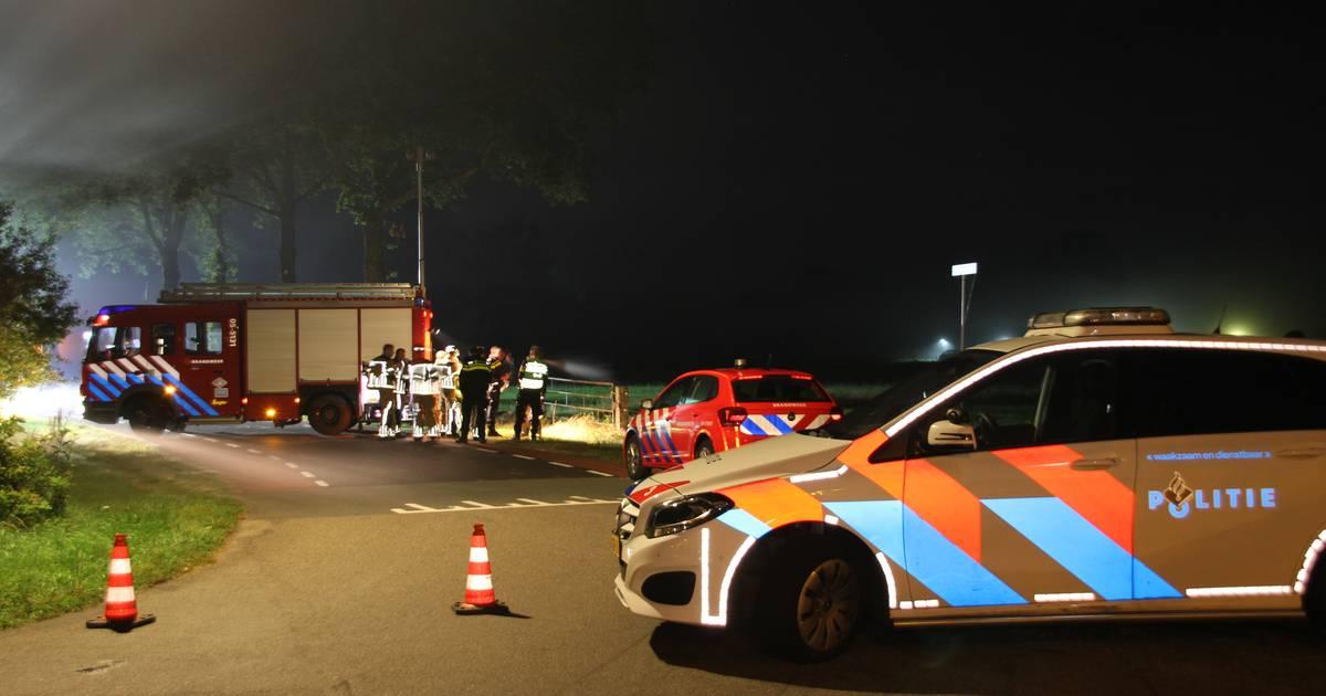 Dode bij verkeersongeval in Wierden.
