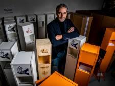 Roland uit Harderwijk redde zijn bedrijf van de ondergang door dat ene gouden idee: 'Dit heeft zoveel opgeleverd'