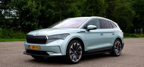 Test Skoda Enyaq iV: ruime gezinsauto laat nog te wensen over