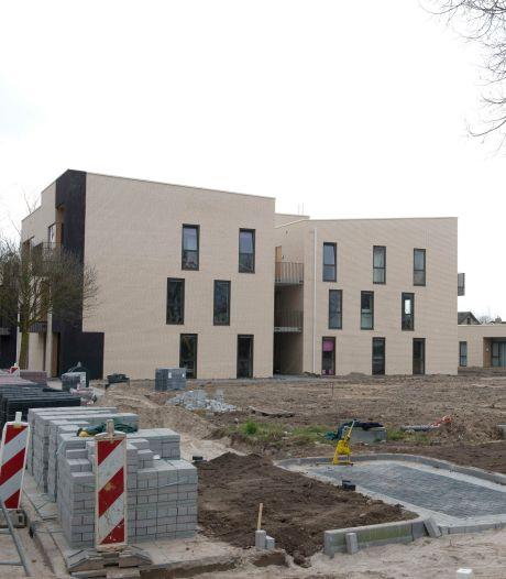 Iedereen is blij met de bouw van nieuwe woningen in Buren