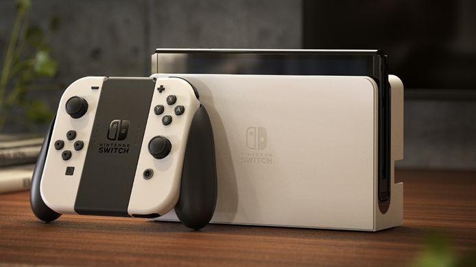 De verbeterde Nintendo Switch.