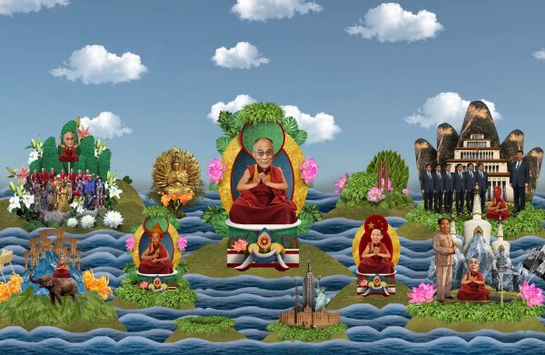Is dit de laatste dalai lama?