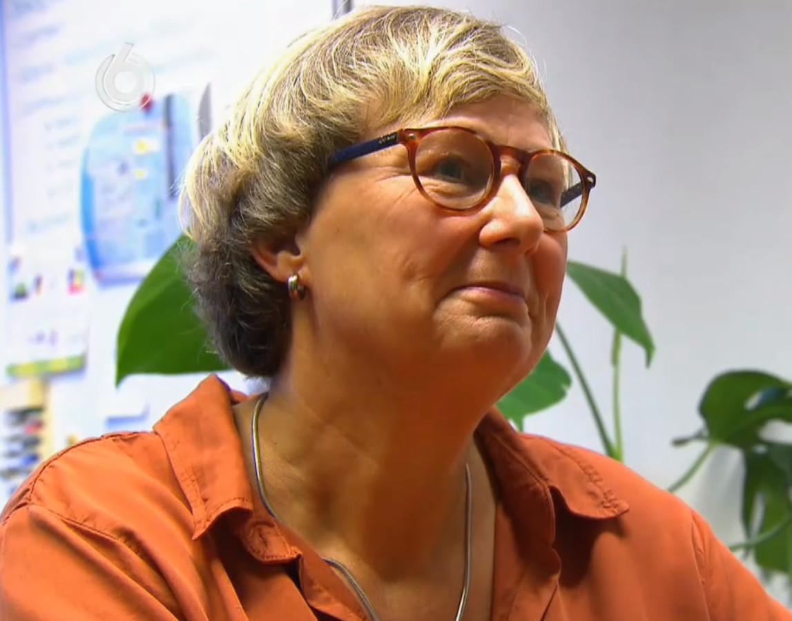 Wethouder Yvonne Peter