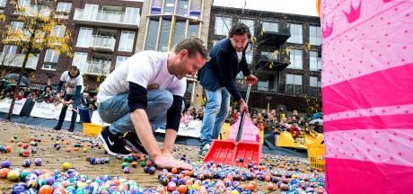 10.000 ballen stuiteren voor Prinses Maxima Centrum