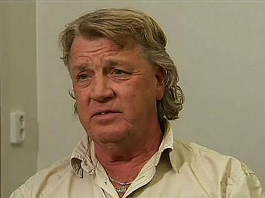 Bo Kjellson, directeur van de Boras Zoo