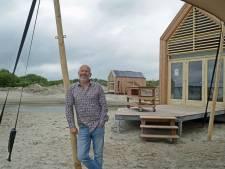 30 nieuwe (en heerlijk ruikende) strandhuisjes vol duurzame snufjes op de Brouwersdam