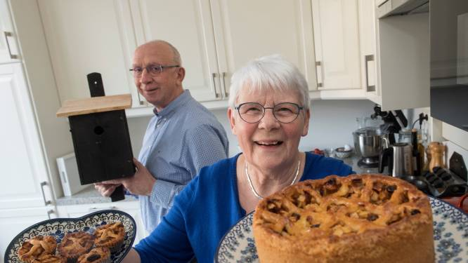 Gerry bakt met haar hele gezin voor kinderen met kanker: 'Ik ben zelfs mijn eigen grenzen overgegaan'