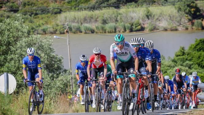 Thuisrijder Rodrigues volgt Evenepoel op in Ronde van de Algarve, slotrit voor Fransman