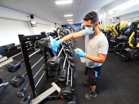 Un masque spécifique à l'étude pour rouvrir les salles de sport