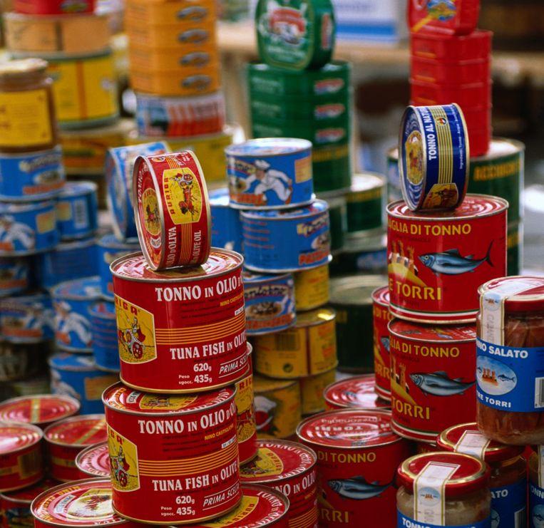 'Er is wel een Europese lijst met verboden chemicaliën, maar die geldt niet als die stoffen in voedselverpakkingen zitten.' Beeld Getty Images