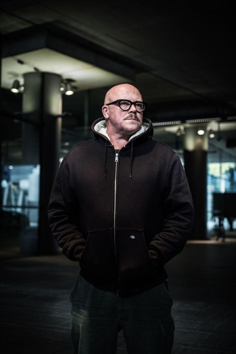 Marnix Peeters: 'Je moet verdriet niet kapotmaken, je moet er een soort vredespijp mee roken.' Beeld Bas Bogaerts