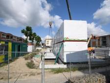 Nieuwbouw appartementencomplex in Losser is binnen vier maanden klaar