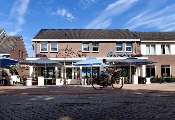 Café Bright Side in Deurne-Zeilberg moet een week op slot.