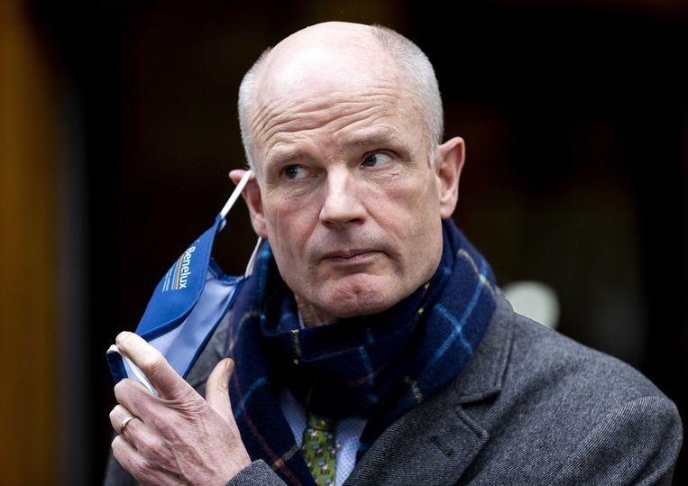 Stef Blok, demissionair minister van Buitenlandse Zaken Beeld ANP