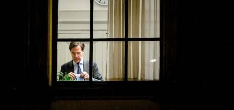Jongerenpartijen willen geen nieuw kabinet met Rutte