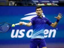 Djokovic, à deux marches de l'histoire, aura bien rendez-vous avec Zverev