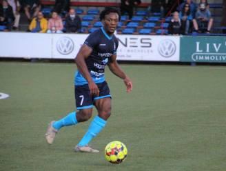 """Joel Kalonji hoopt opnieuw te schitteren tussen de lijnen tegen Sporting Hasselt: """"Ik voel nog altijd vertrouwen"""""""