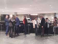 Commissaris spreekt urenlang met fractievoorzitters, wethouders én burgemeester Haaren