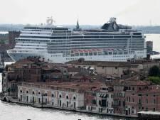 Les grands navires de croisière bientôt bannis du centre de Venise