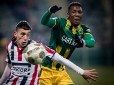 ADO rekent tegen PSV op Becker