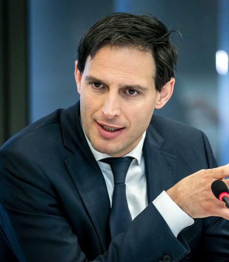 Hoekstra toont berouw na Europese kritiek: 'We waren te weinig empathisch'