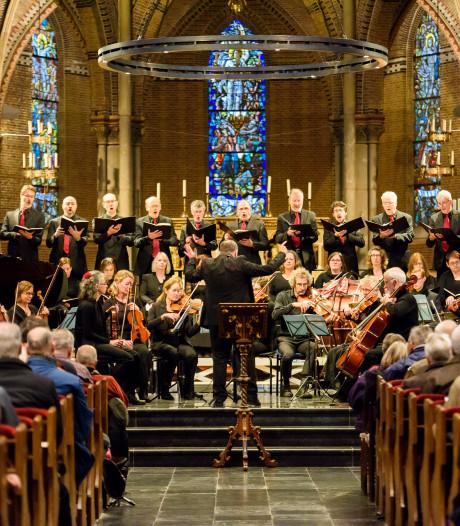 Smaakvolle uitvoering van Brittens Sinterklaascantate in de Catharinakerk in Eindhoven