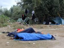 Nouveau démantèlement d'un campement de migrants à Calais