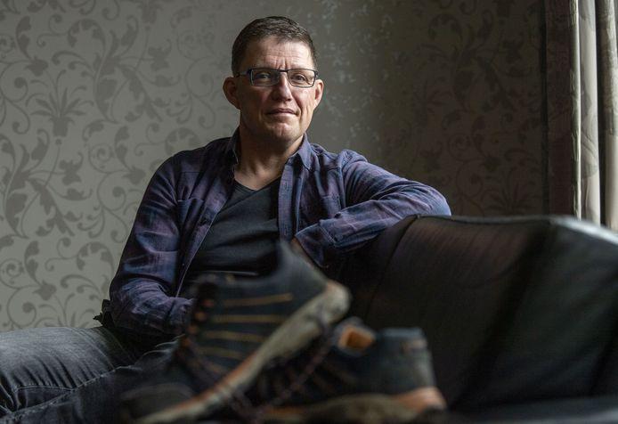 Joost Rötter overleefde als kind een riskante hartoperatie. Volgende week wandelt de Borculoër 60 kilometer voor de Stichting Hartekind.