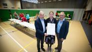 Stad Borgloon ondertekent Gezondheidscharter