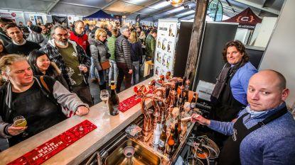 """20.000 man op Brugs Bierfestival:  """"Wij doen niét mee aan Tournée Minérale"""""""