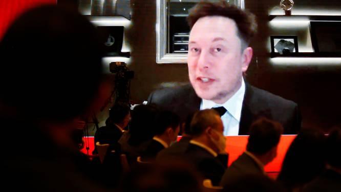 Musk spreekt zorgen om 'spionagegevaar' met Tesla's tegen