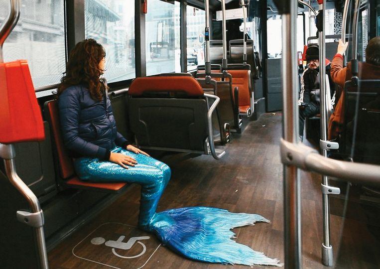 Een beeld uit de kortfilm 'Mi porti al mare' (Anna Raimondo) op Breedbeeld in Antwerpen. Beeld rv