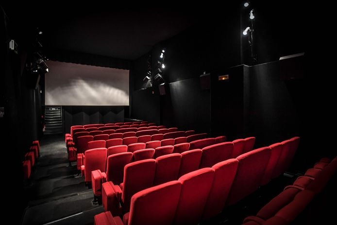 Le cinéma Le Brady fermé à Paris (archive d'illustration)
