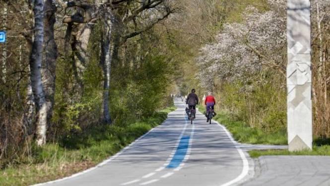 Plan voor de fietsroute Amersfoort - Utrecht aangepast na inbreng van belanghebbenden
