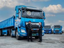 DAF viert bouw van 10.000e truck in Taiwan