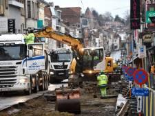 Les ouvriers étrangers moins attirés par les chantiers belges