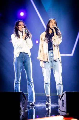 """Tweeling Marysé en Isabeau wil indruk maken in 'The Voice': """"Als een van ons vals zingt, verpest die het voor de ander"""""""