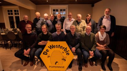 De Westerbie in feeststemming