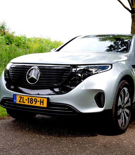 Onder de loep: de Mercedes EQC