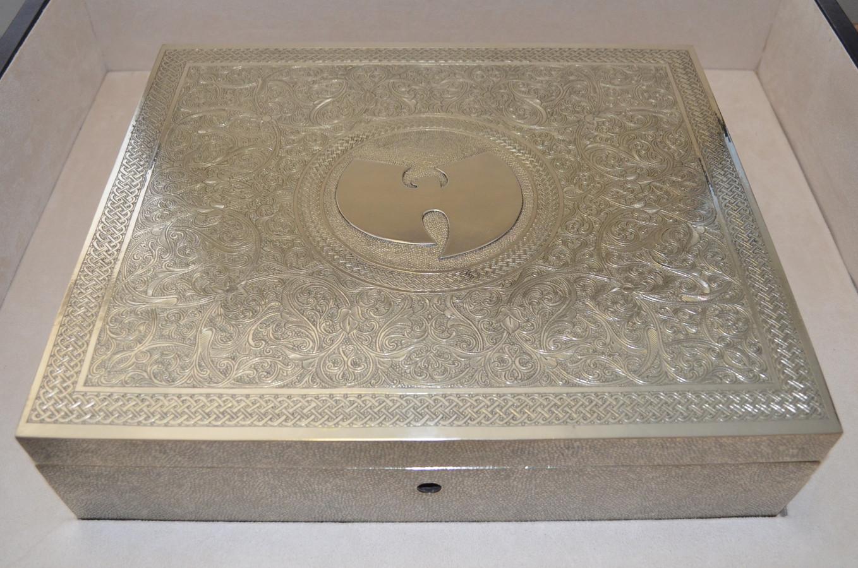 L'album du Wu-Tang Clan qui a été confisqué par Martin Shkreli.