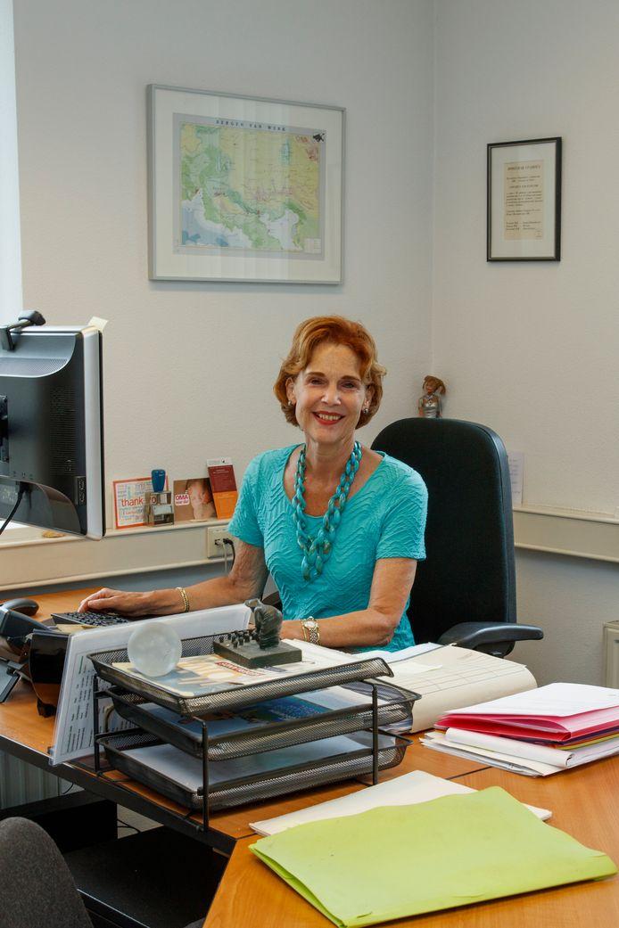 Liesbeth van de Kerkhof begon 35 jaar geleden EBC Talen.