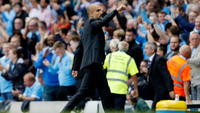 Guardiola mag toch vieren na ultieme zege City tijdens welkomstfeest