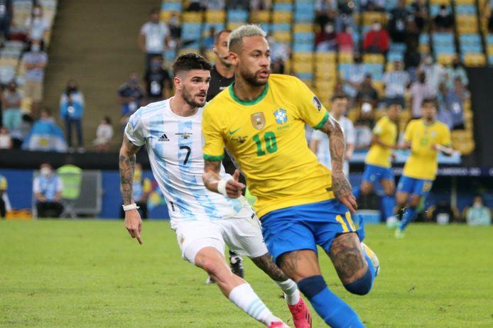 Het Brazilië van Neymar wordt als dé favoriet beschouwd.