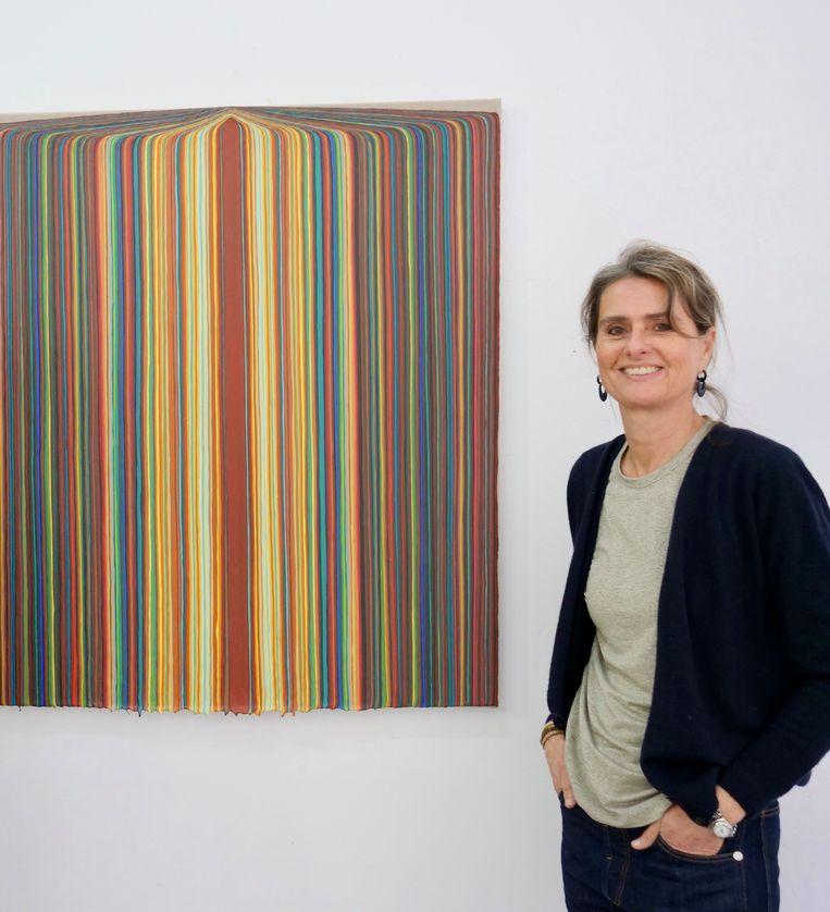 Justine de Klerk-Janknegt. Beeld