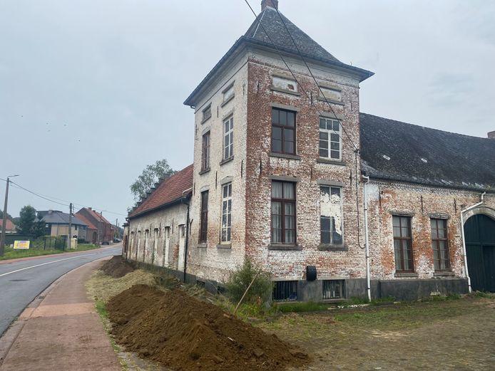De Craenenburg hoeve in Zichem.