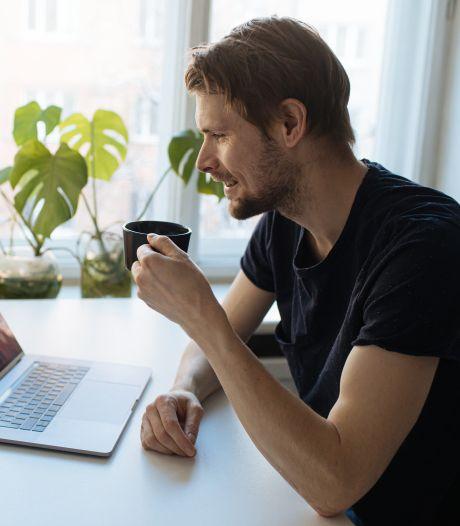 Waarom je beter gaat werken van een (virtuele) koffiepauze met collega's