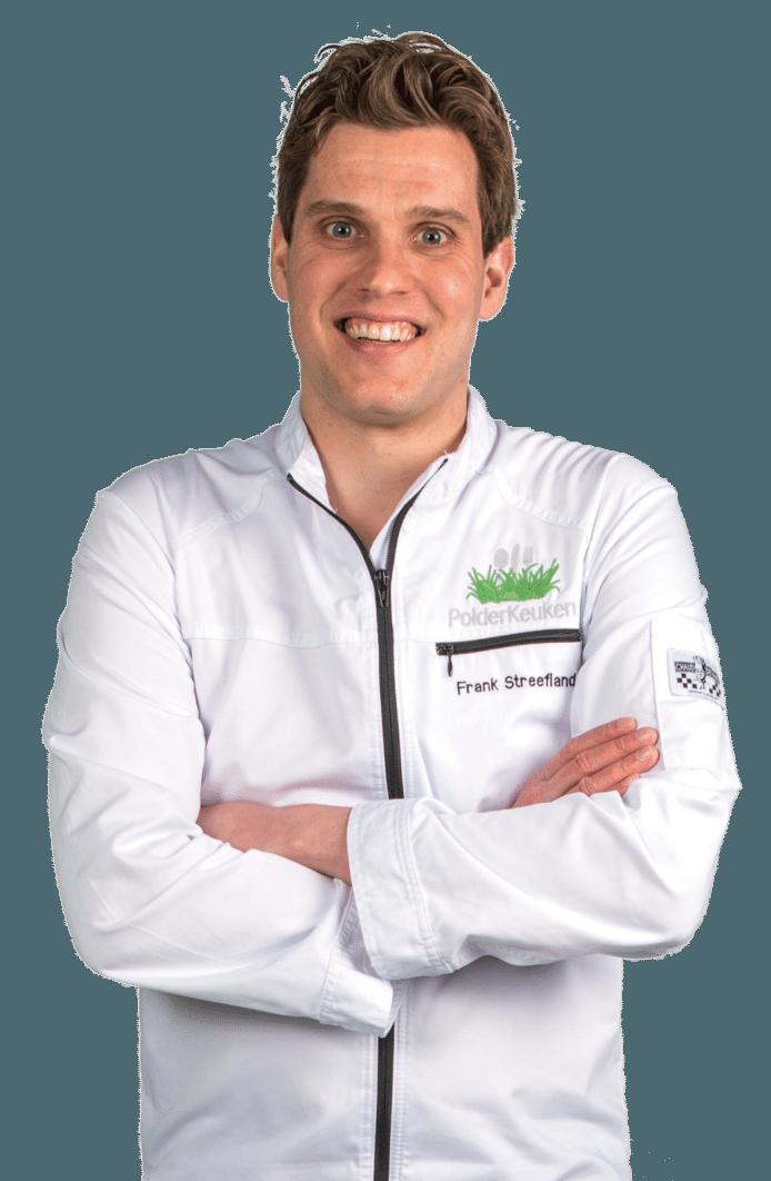 Frank Streefland van De Nieuwe Polderkeuken
