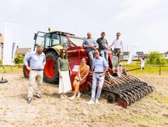 1,5 miljoen hennepplanten ingezaaid op 'De Levis', oogst wordt gebruikt als isolatiemateriaal voor nieuwbouwproject 'De Perken'