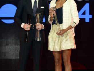 Thibaut Courtois Sportman en Nafi Thiam Sportvrouw van het Jaar